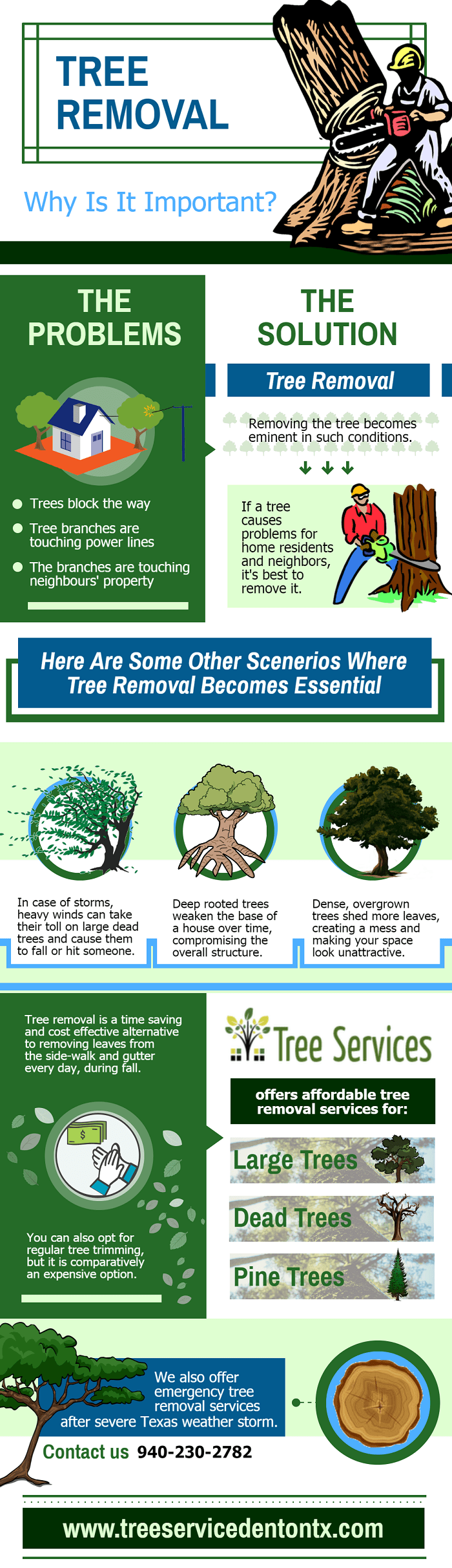 Tree Removal – Why is it Important?